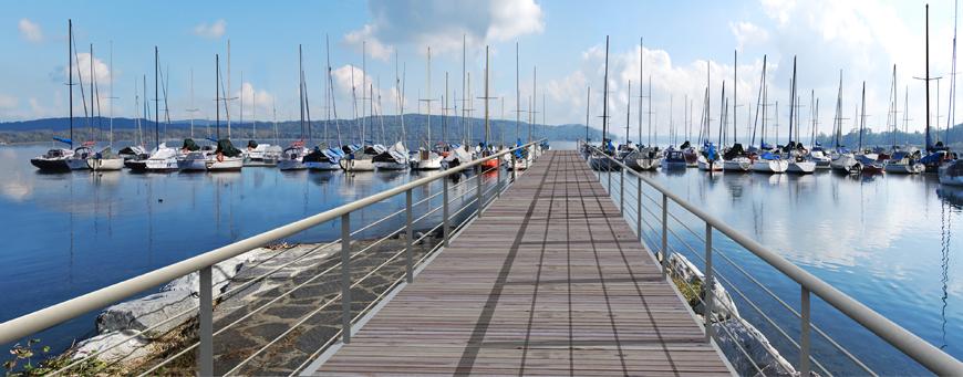 Comune di Arona (NO) - Progetto di nuovo porto turistico